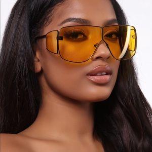 Yellow Sunglasses 😎